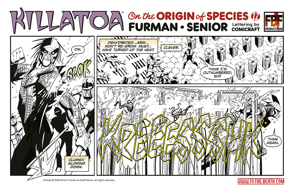 Killatoa daily strip 12