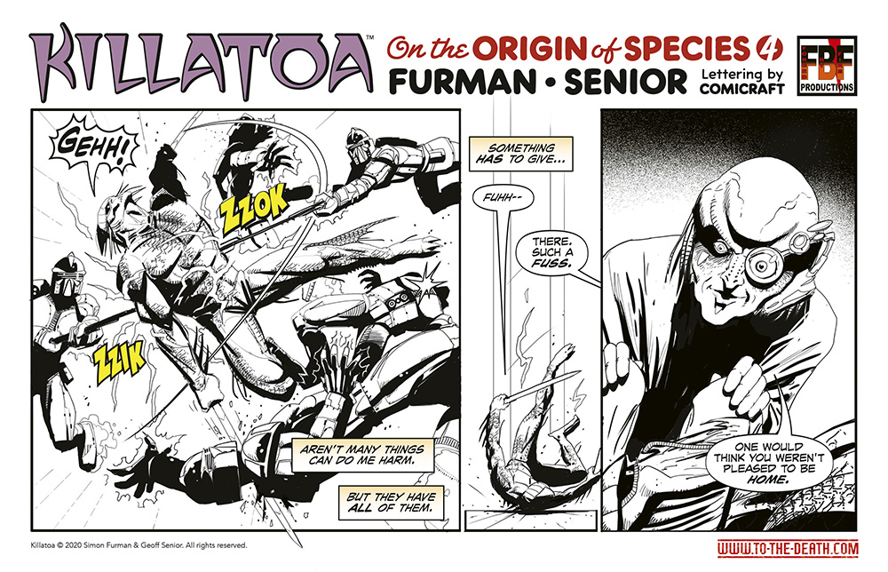 Killatoa daily strip 4