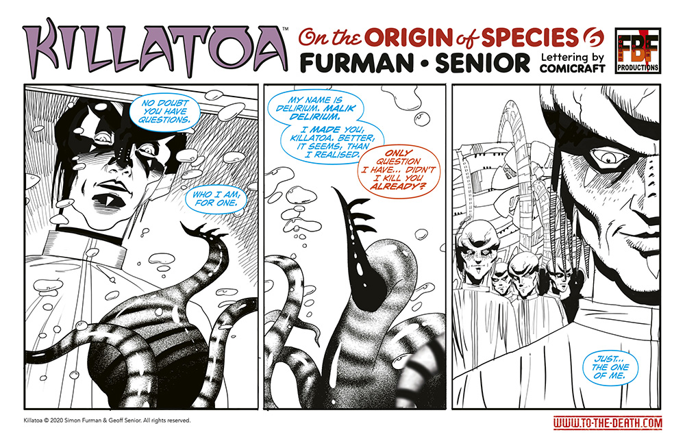 Killatoa daily strip 6