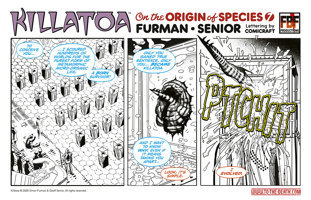 Killatoa daily strip 7